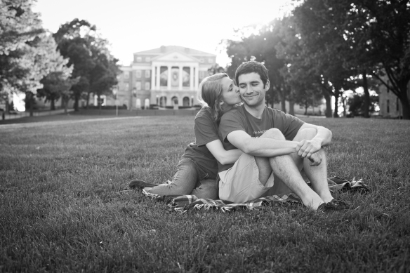 10-Meagan and Nathan Engagement BW-55